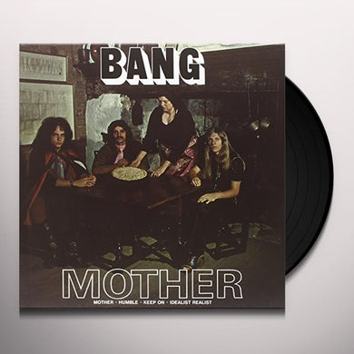 Bang MOTHER / BOW TO THE KING Vinyl Record