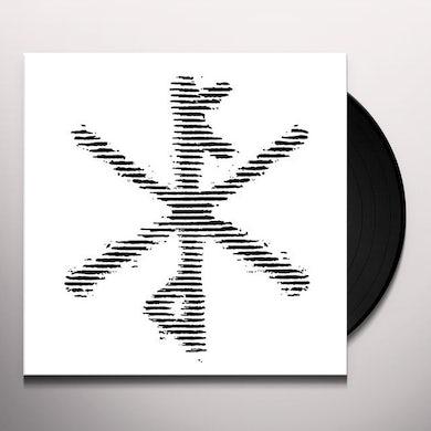 K-X-P III PART 2 Vinyl Record