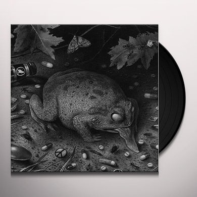 Tusmorke FORT BAK LYSET Vinyl Record