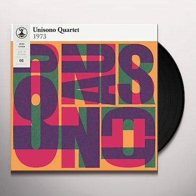 UNISONO QUARTET JAZZ-LIISA 1 Vinyl Record