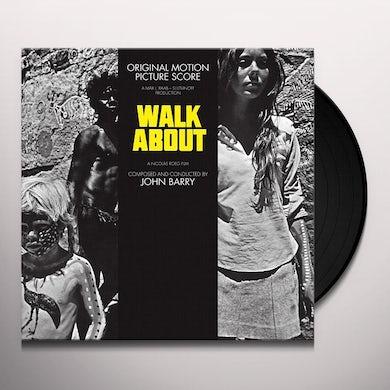 John Barry WALKABOUT / Original Soundtrack Vinyl Record