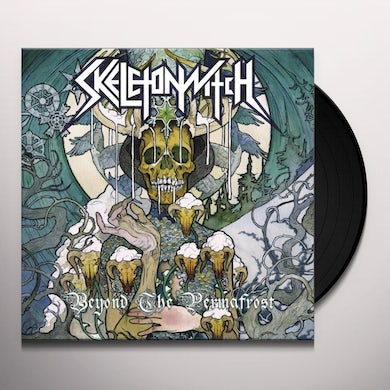 Skeletonwitch BEYOND THE PERMAFROST (SILVER SERIES) Vinyl Record