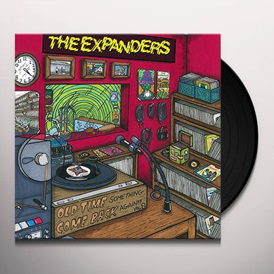 EXPANDERS OLD TIME SOMETHING COME BACK AGAIN VOL 2 Vinyl Record