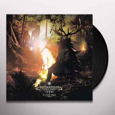 Harvestman IN A DARK TONGUE (Vinyl)
