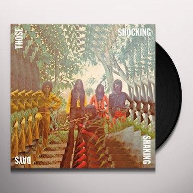 THOSE SHOCKING SHAKING DAYS / VARIOUS Vinyl Record