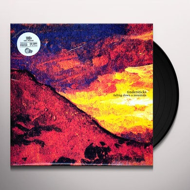 Tindersticks FALLING DOWN A MOUNTAIN Vinyl Record