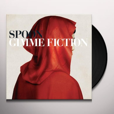 Spoon GIMME FICTION (DELUXE EDITION) Vinyl Record