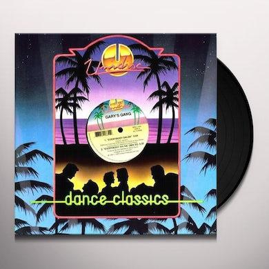 Gary'S Gang EVERYBODY SALSA/EVERYBODY SALSA Vinyl Record
