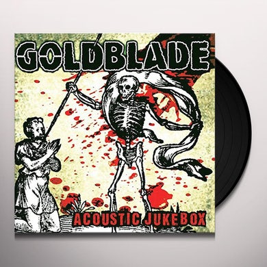 Goldblade ACOUSTIC JUKEBOX Vinyl Record