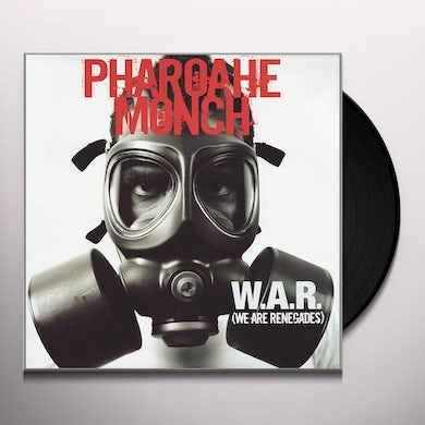W.A.R. (WE ARE RENEGADES) Vinyl Record