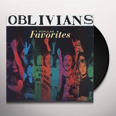 POPULAR FAVORITES Vinyl Record