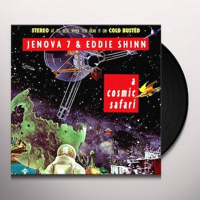 COSMIC SAFARI Vinyl Record