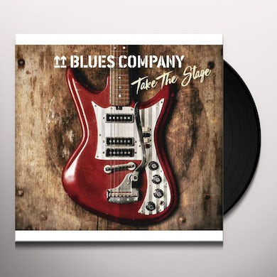 TAKE THE STAGE Vinyl Record