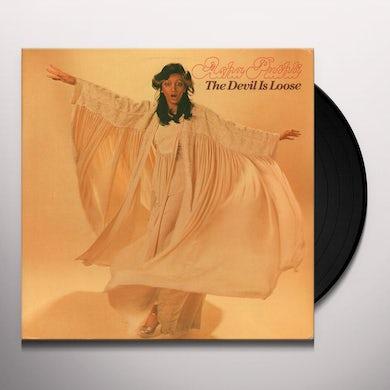 Asha Puthli DEVIL IS LOOSE Vinyl Record