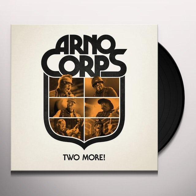 Arnocorps TWO MORE Vinyl Record