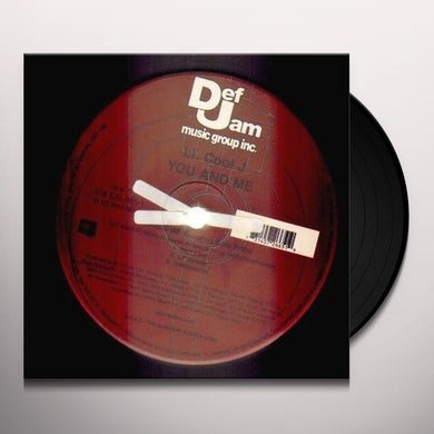 Ll Cool J YOU & ME Vinyl Record