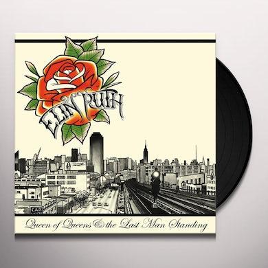 Elin Ruth QUEEN OF QUEENS & LAST MAN STANDING-LP Vinyl Record