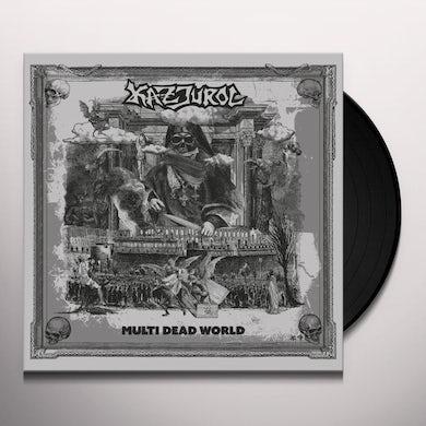 MULTI DEAD WORLD Vinyl Record