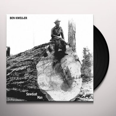 Ben Kweller SAWDUST MAN / SEND ME DOWN THE ROAD Vinyl Record