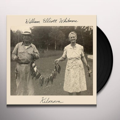 William Elliott Whitmore KILONOVA Vinyl Record