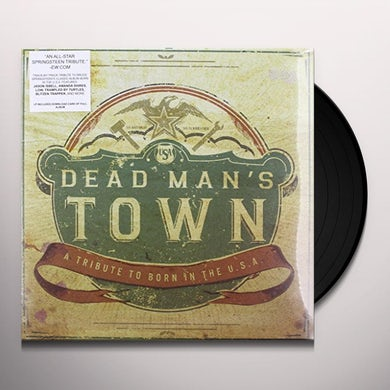 Dead Man's Town: A Tribute To Born In USA (Various) Vinyl Record
