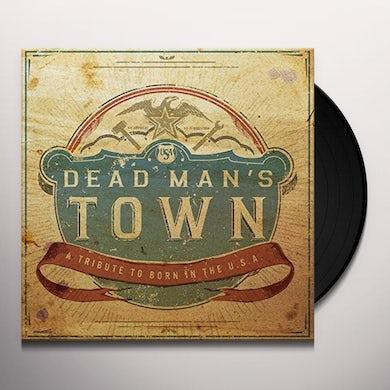 DEAD MAN'S TOWN: A TRIBUTE U.S.A. / VARIOUS Vinyl Record