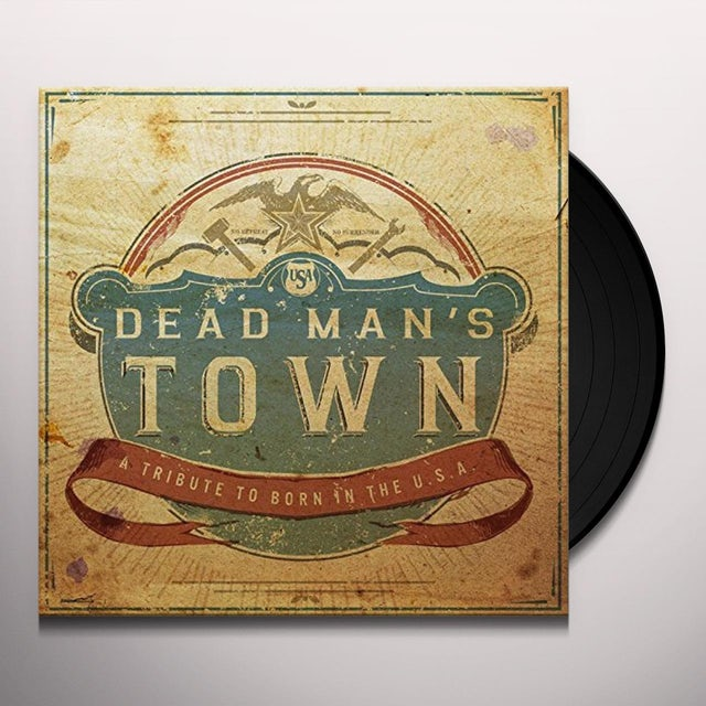 DEAD MAN'S TOWN: A TRIBUTE U.S.A. / VARIOUS (UK) DEAD MAN'S TOWN: A TRIBUTE U.S.A. / VARIOUS Vinyl Record