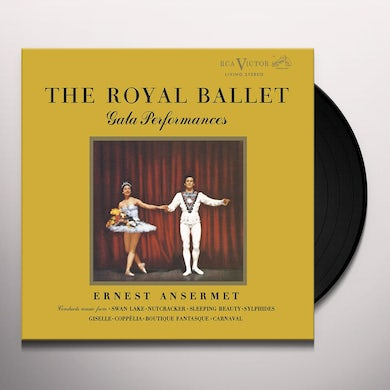 Ernest Ansermet ROYAL BALLET GALA PERFORMANCES Vinyl Record