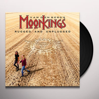 Vandenberg'S Moonkings RUGGED & UNPLUGGED Vinyl Record
