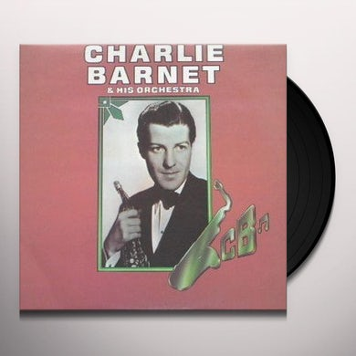 Charlie Barnet HIS ORCHESTRA-1941 (Vinyl)
