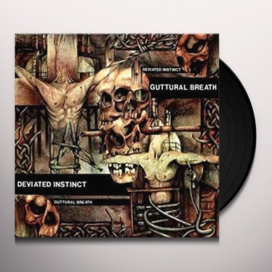GUTTURAL BREATH Vinyl Record