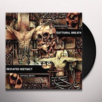 Deviated Instinct GUTTURAL BREATH Vinyl Record