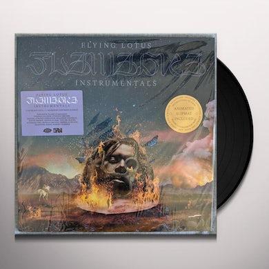 Flying Lotus Flamagra (Instrumentals) Vinyl Record