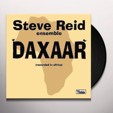 Steve Ensemble Reid DAXAAR Vinyl Record