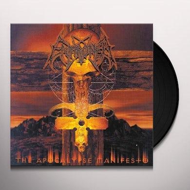 Enthroned APOCALYPSE MANIFESTO Vinyl Record