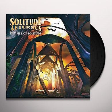 Solitude Aeturnus IN TIMES OF SOLITUDE Vinyl Record