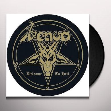 Venom Welcome To Hell Vinyl Record