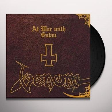 Venom At War with Satan Vinyl Record