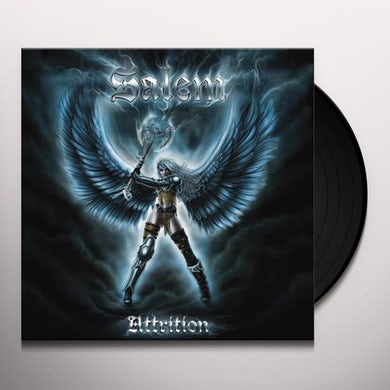 ATTRITION Vinyl Record