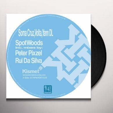 Soma Cruz/Volta & Ya SPOTWOODS & TRUCK Vinyl Record