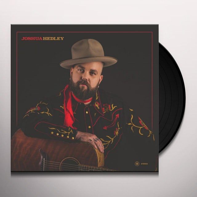 Joshua Hedley BROKEN MAN / SINGIN' A NEW SONG Vinyl Record