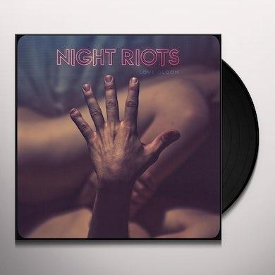 Night Riots LOVE GLOOM Vinyl Record
