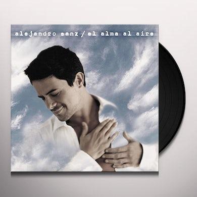 ALMA AL AIRE Vinyl Record