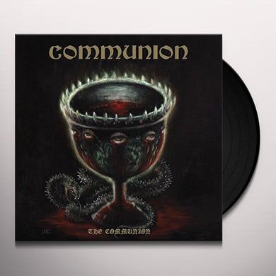 Communion Vinyl Record