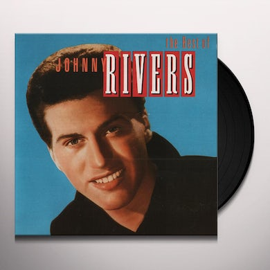 BEST OF JOHNNY RIVERS - GREATEST HITS Vinyl Record
