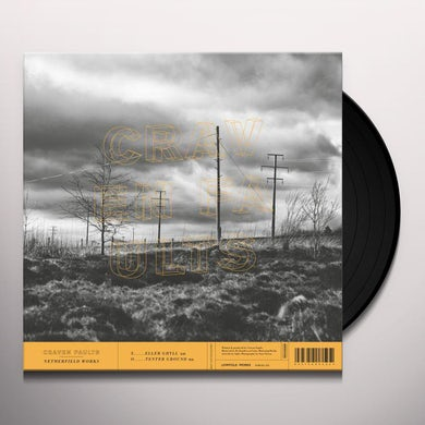 Craven Faults NETHERFIELD WORKS Vinyl Record