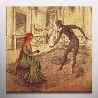 Vessel QUEEN OF GOLDEN DOGS Vinyl Record