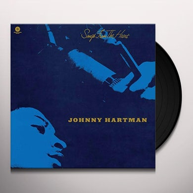 Johnny Hartman SONGS FROM THE HEART (AUDP) (BONUS TRACKS) Vinyl Record - Limited Edition