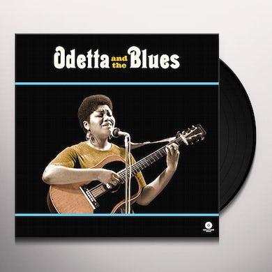 ODETTA & THE BLUES (AUDP) (BONUS TRACKS) Vinyl Record - Limited Edition