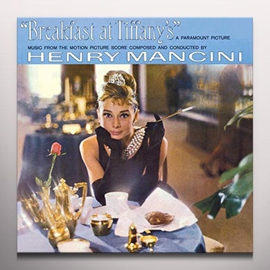 BREAKFAST AT TIFFANY'S / Original Soundtrack (BONUS TRACK) Vinyl Record